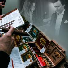 Музыкальные сезоны Российского сигарного союза